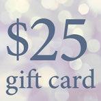 $25 Gift Card (Duplicate)